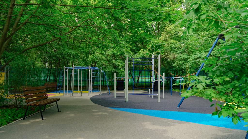 Детская площадка Rendez-Vous