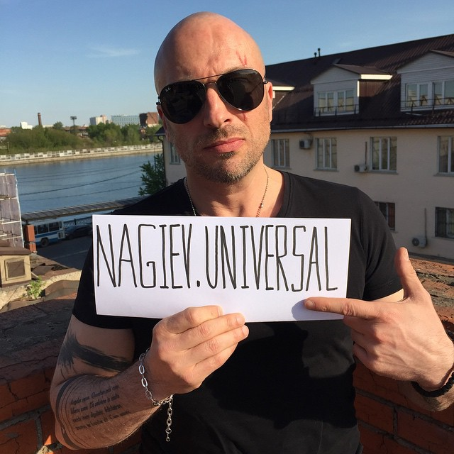 Дмитрий Нагиев. Май 2015. Фото: @nagiev.universal