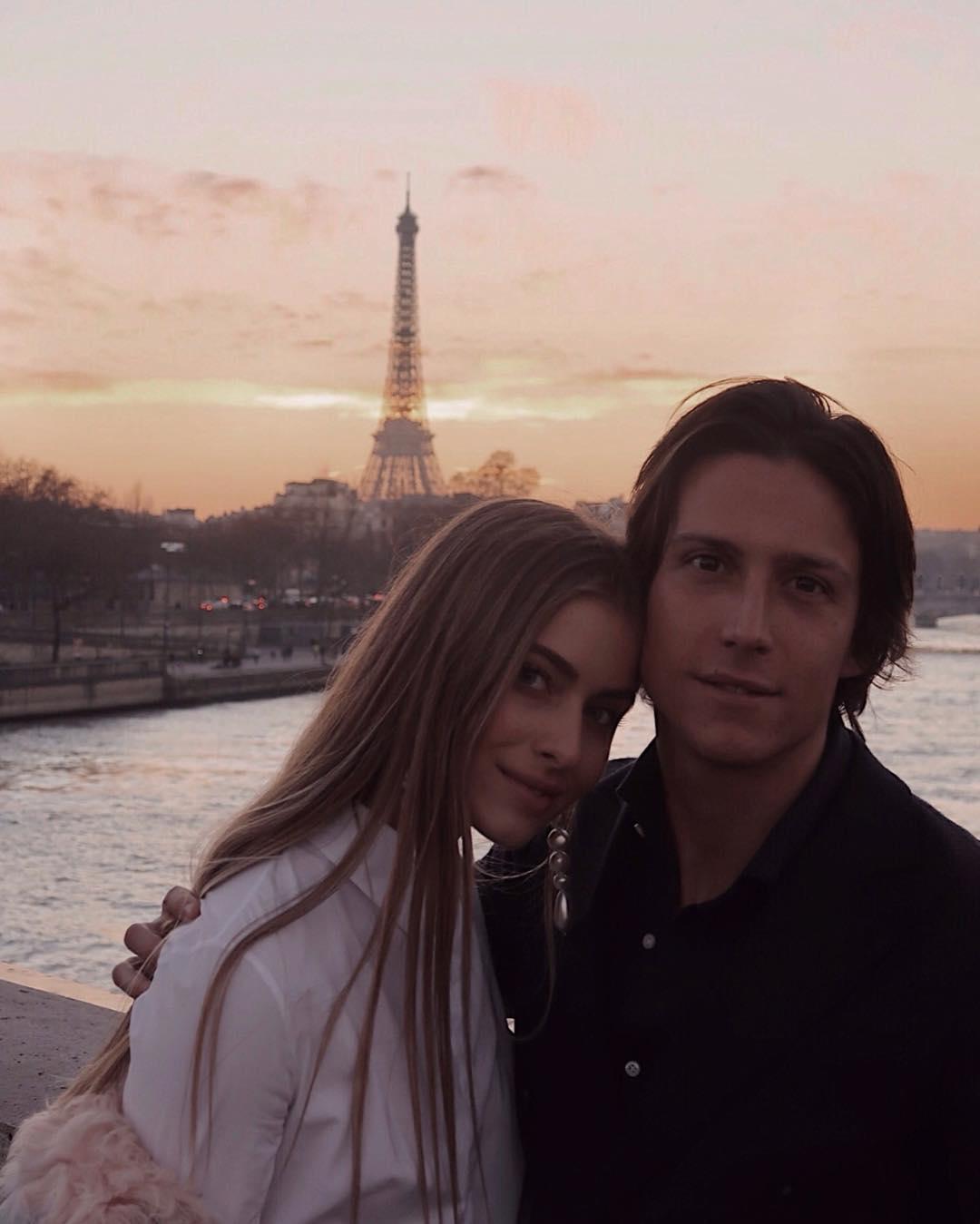 София Евдокименко и Марко Дэменил / Фото: Instagram @marcodumenil
