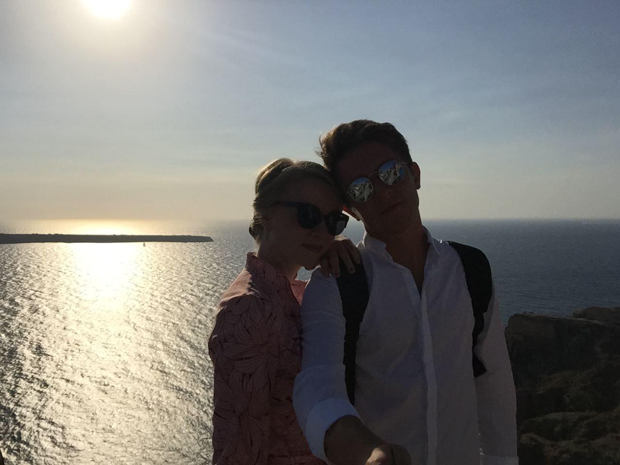 Денис и Елена Кукояка