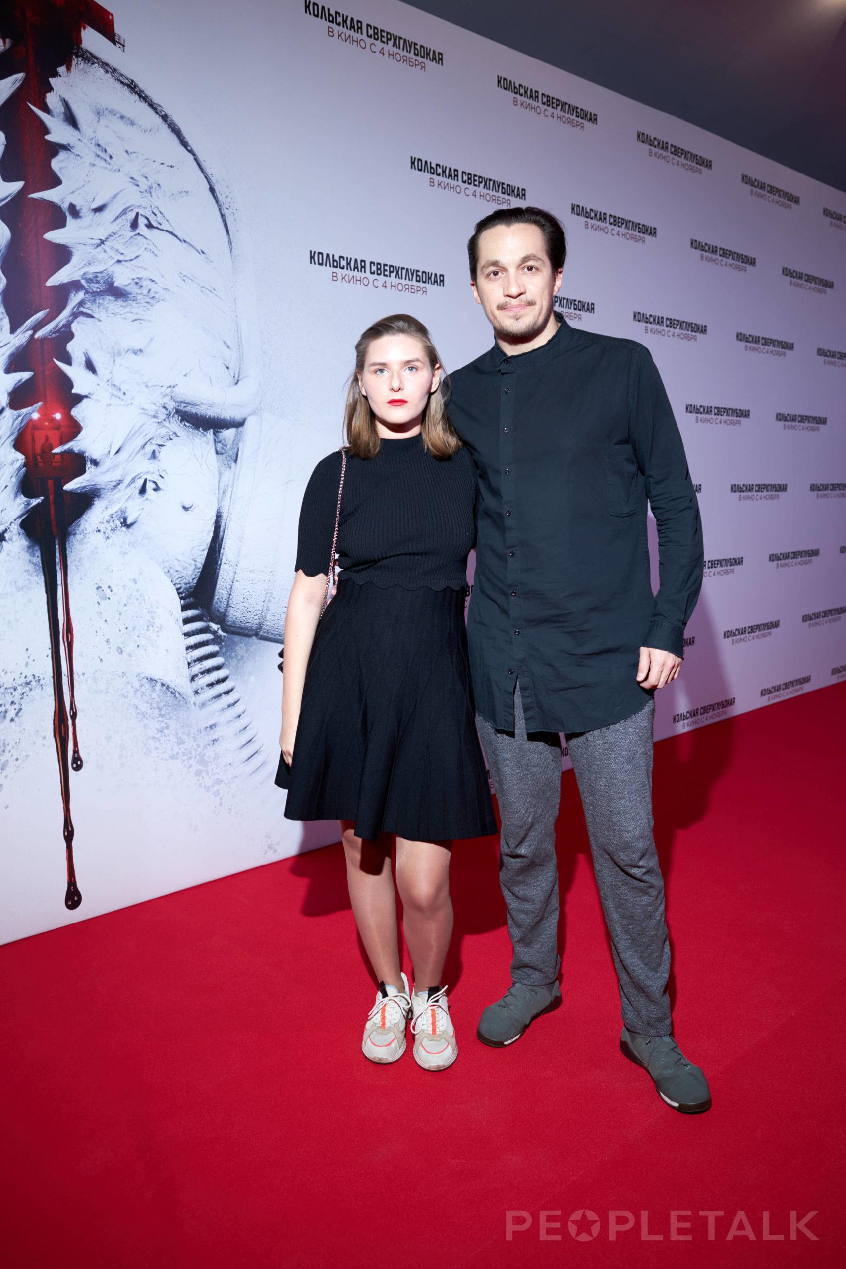 Андрей и Полина Пасечные