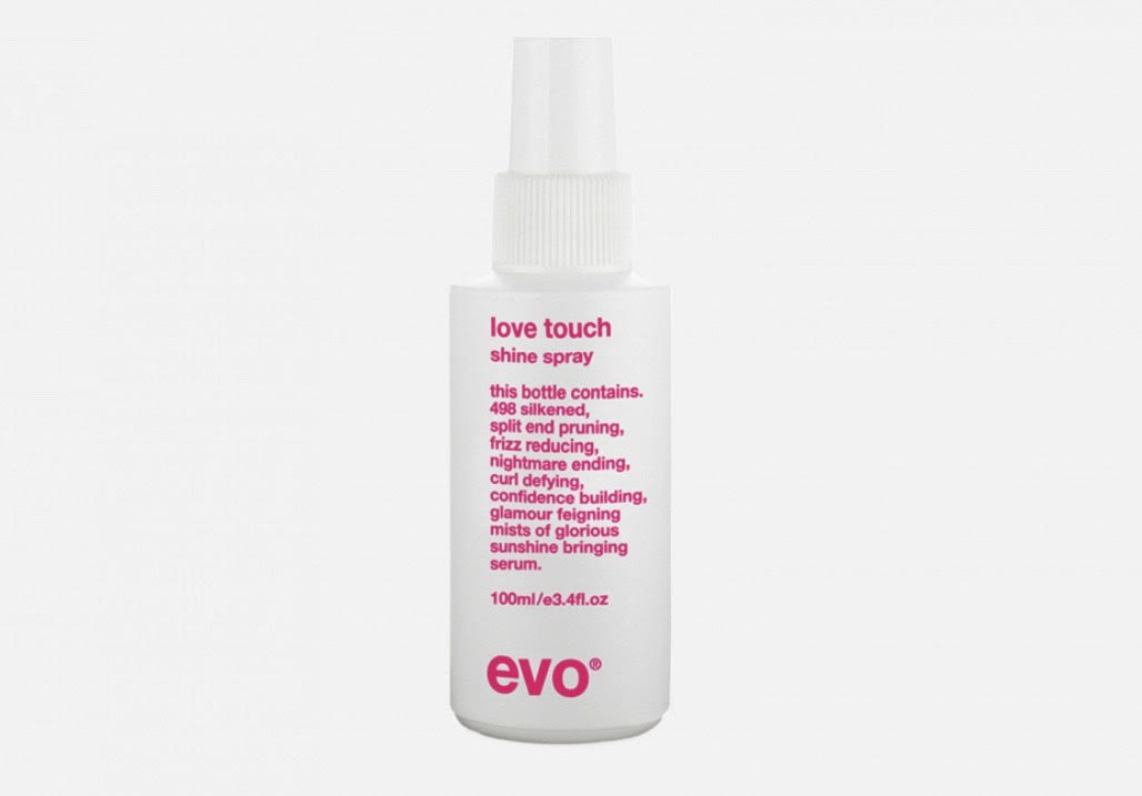 Спрей-блеск EVO Love touch shine spray, 2 817 р.