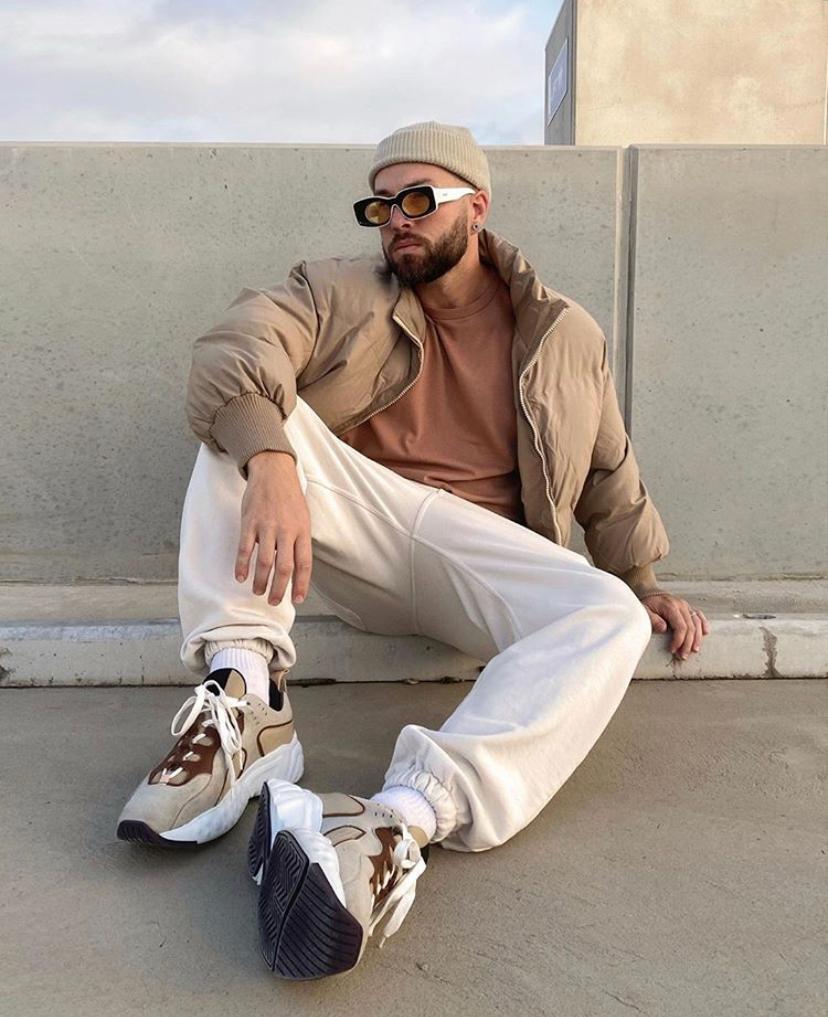 Instagram дня: как одевать парня этой осенью