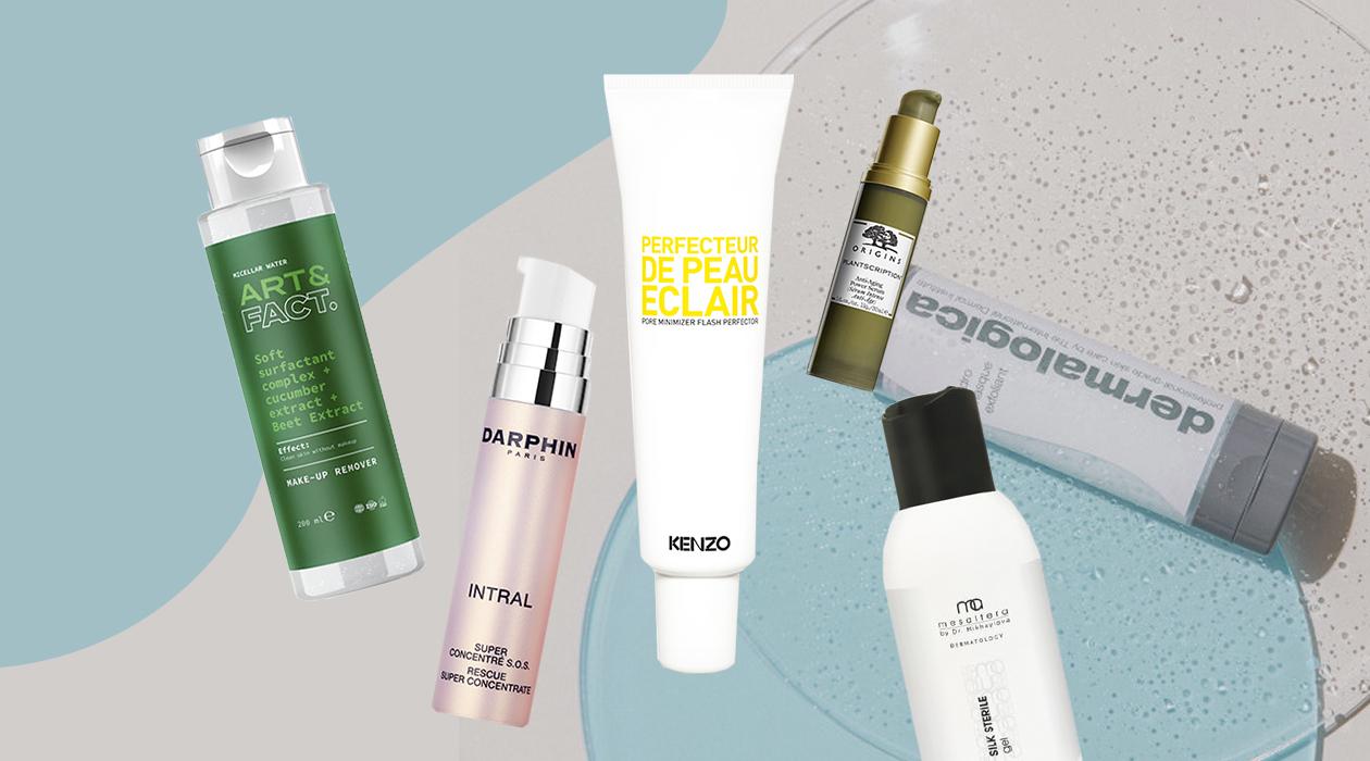 Чистая кожа: топ средств против акне и расширенных пор