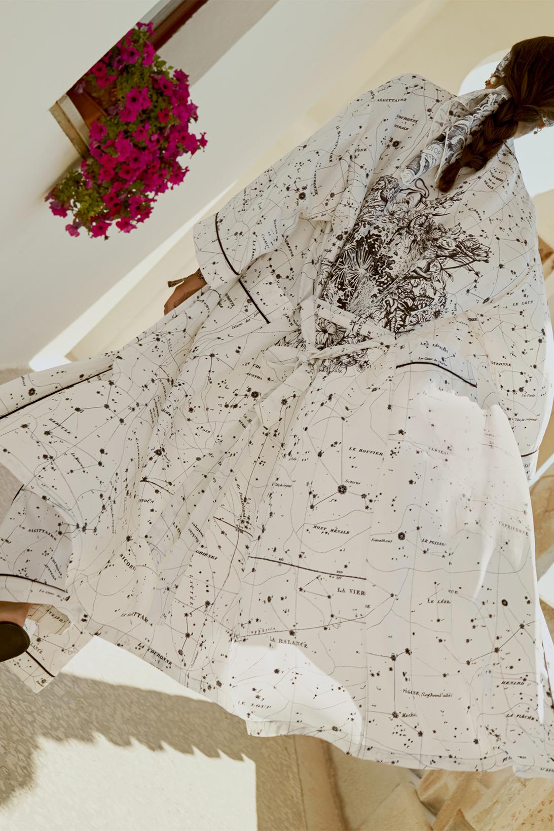 Домашняя одежда за 4000 долларов: показываем новую коллекцию Dior
