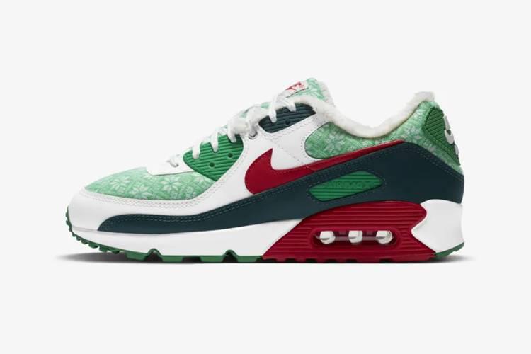 Новогодний wishlist: рождественская коллекция кроссовок Nike