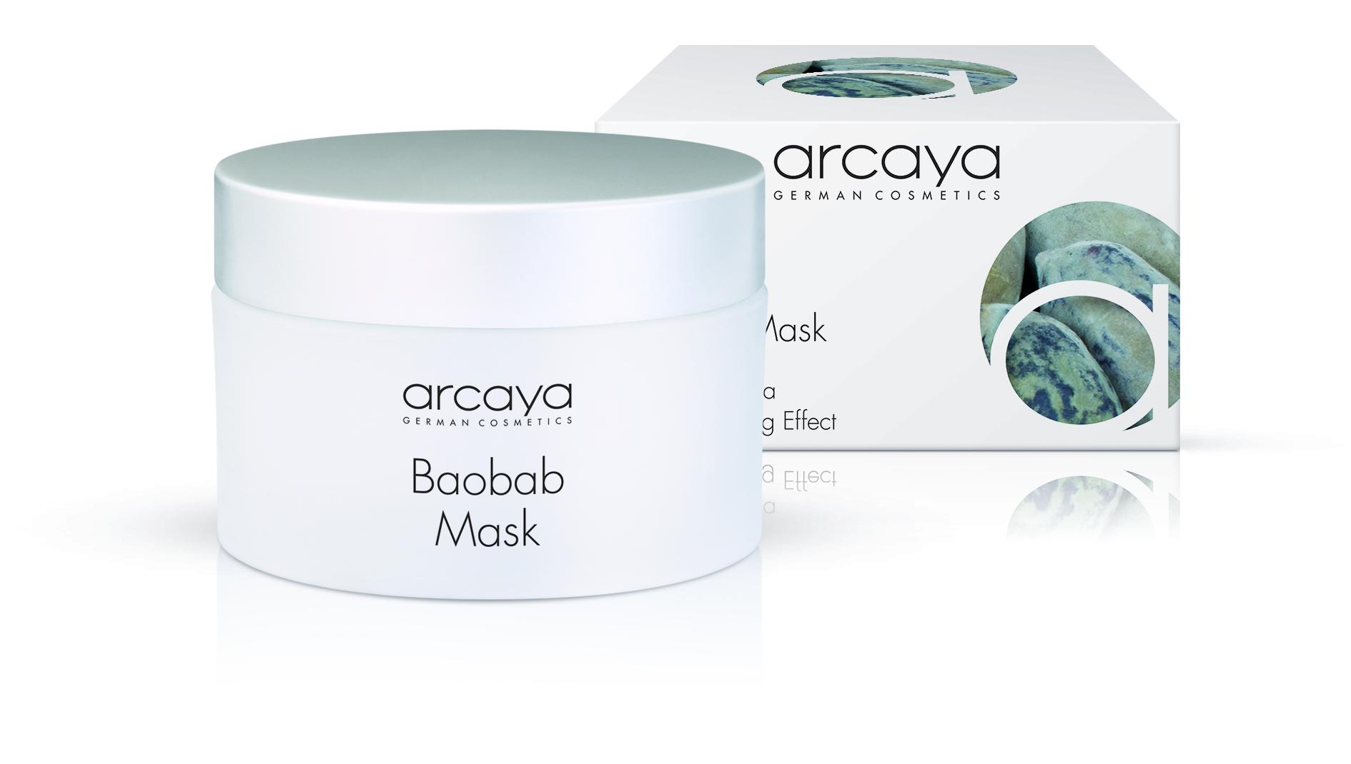 Питательная экспресс-маска Baobab Mask Arcaya, 6600 р.