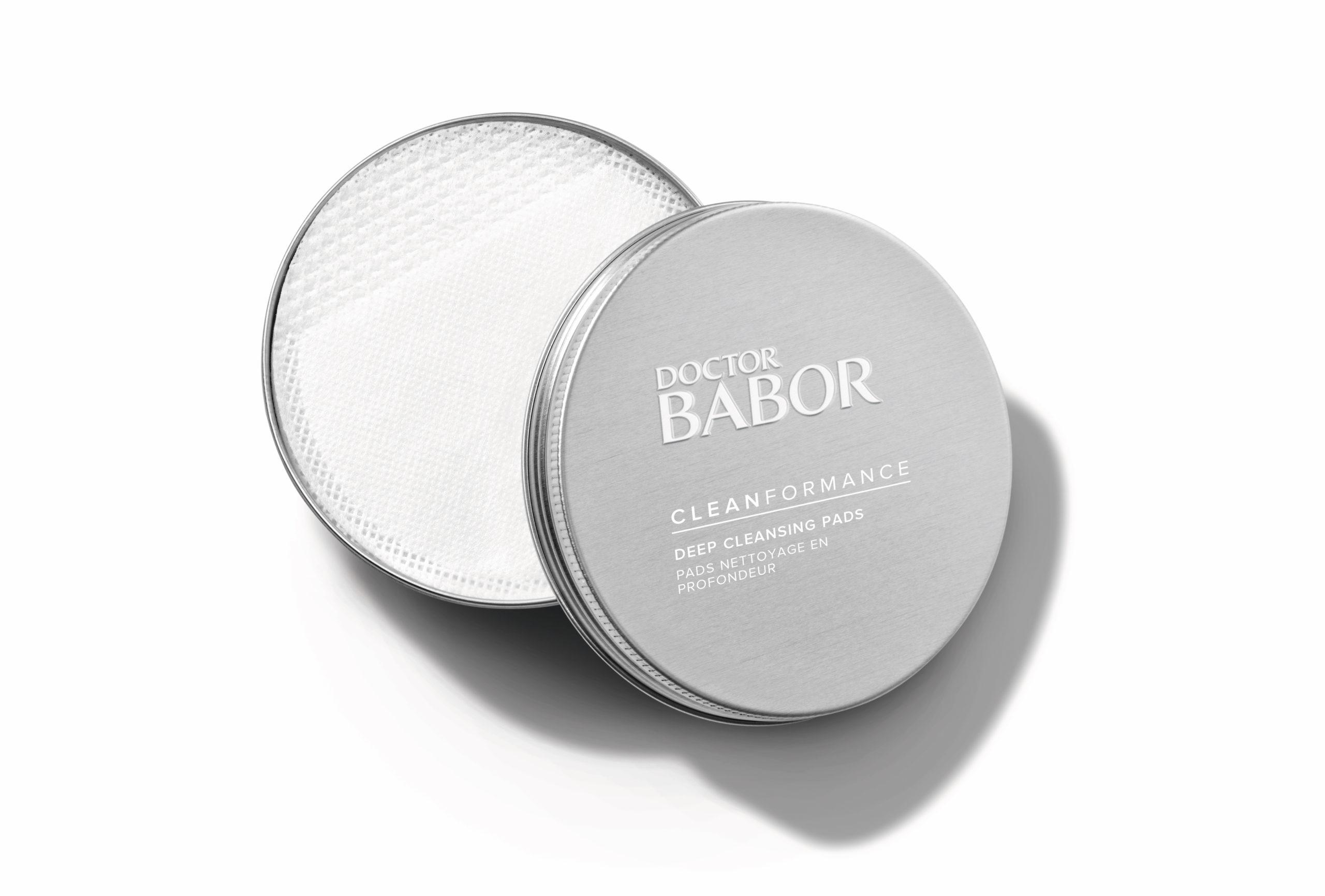 Диски для глубокого очищения кожи Babor Cleanformance, 3290 р.