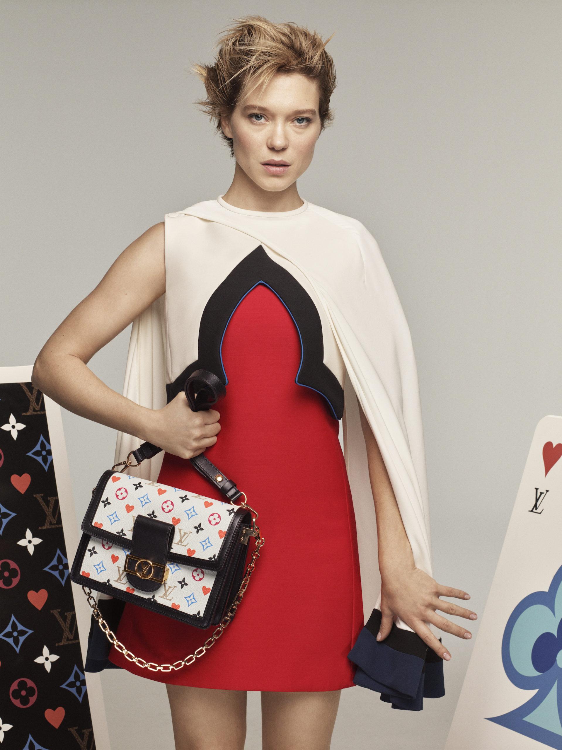Сумка в форме сердца: Louis Vuitton представил круизную коллекцию