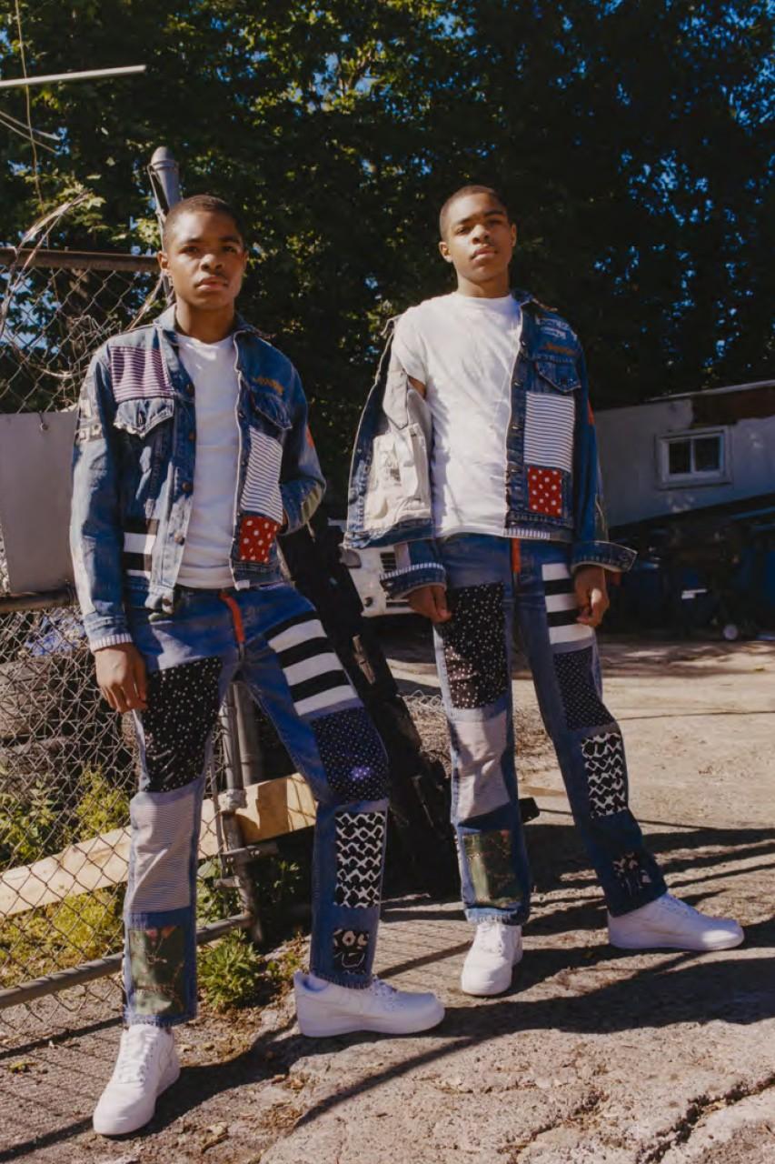 Коллаборация Awake NY x Levi's: новая коллекция из винтажного денима