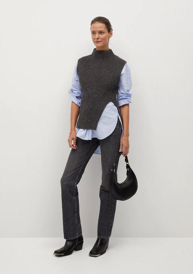 Тренд сезона: где купить вязаный жилет, как у модных блогеров