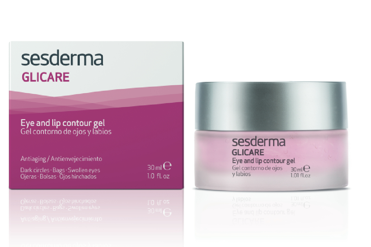 Контур-гель для глаз и губ Glicare, Sesderma