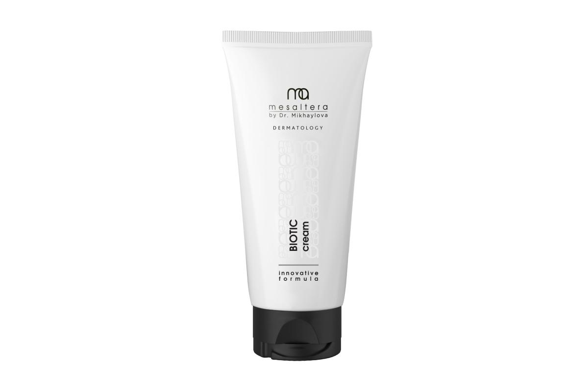 Успокаивающий крем для раздраженной кожи Biotic Cream Mesaltera, 3800 р.