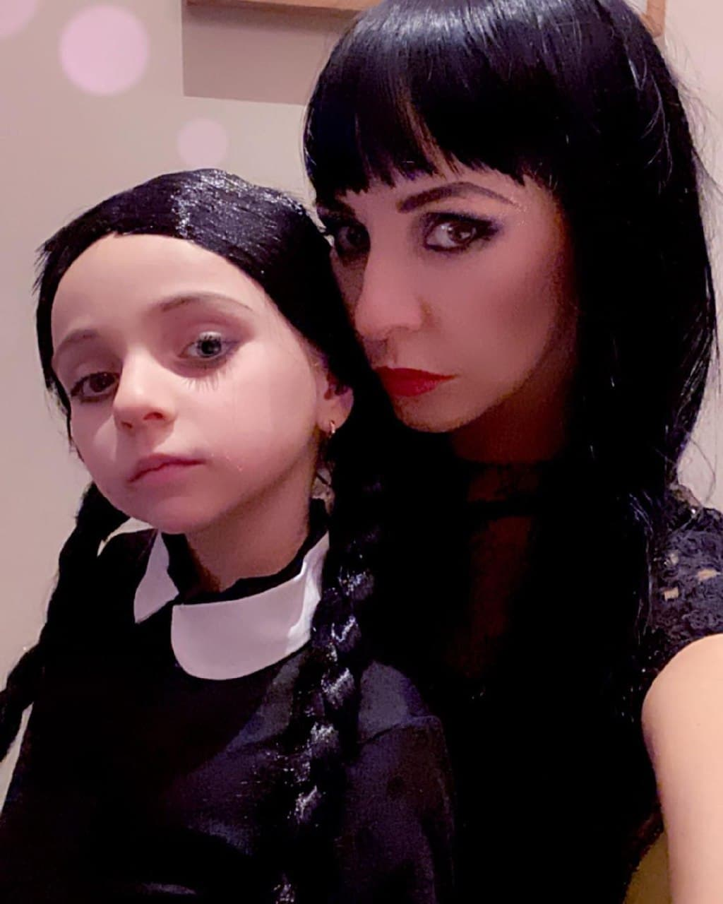 Татьяна Навка с дочкой Надеждой / фото: Instagram @tatiana_navka