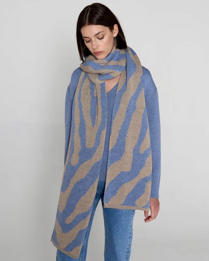 Утепляемся: где купить шарф, который не захочется снимать