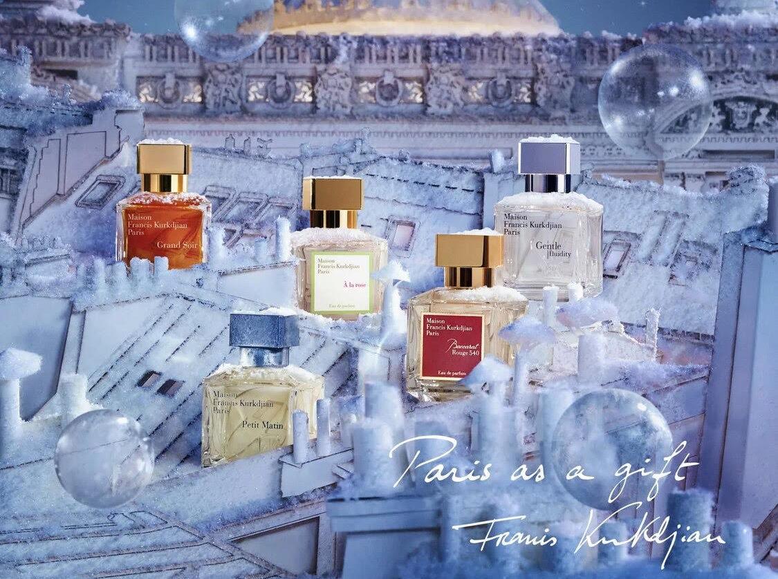 Новогодняя сказка от Maison Francis Kurkdjian: ароматы, которые создают праздничное настроение