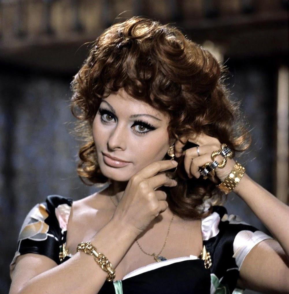 Кадр из фильма «Брак по-итальянски»