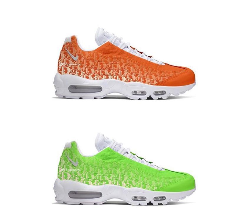 Wishlist: как будут выглядеть кроссовки из новой коллаборации Nike x Dior
