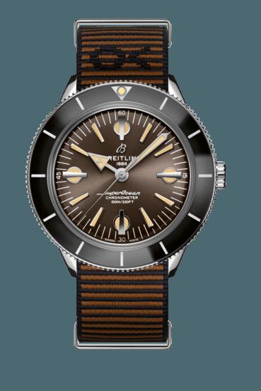 Wishlist: новая морская коллекция часов Breitling