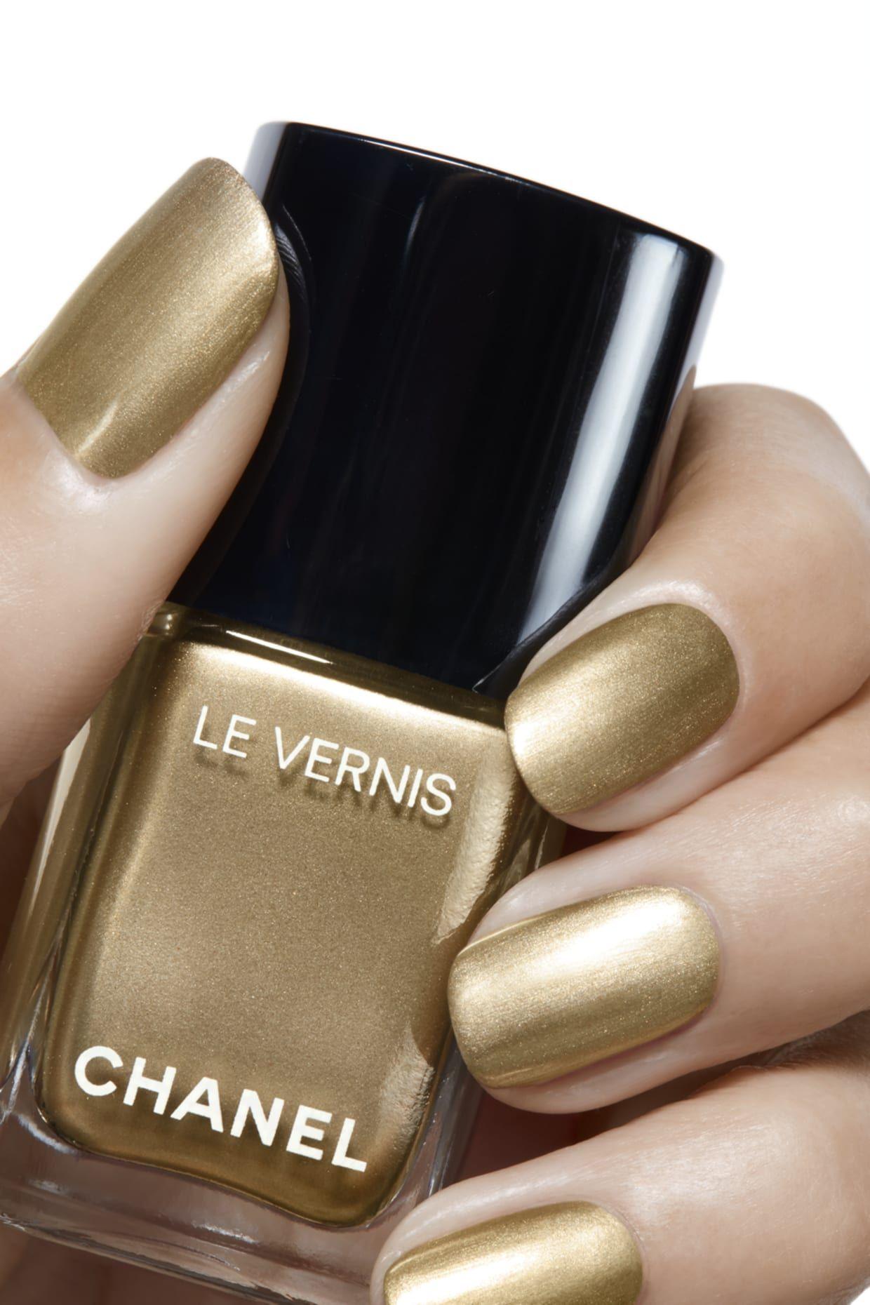 Стойкий лак для ногтей 773 Chaîne d'Or: Chanel