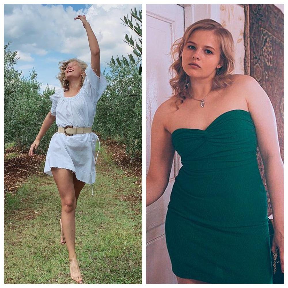 Саша Бортич поправилась на 20 килограммов ради роли в фильме «Я худею»