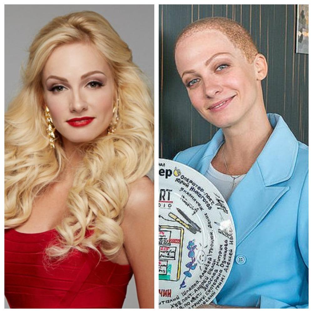 Полина Максимова сыграла в сериале «257 причин, чтобы жить» девушку с раковым заболеванием