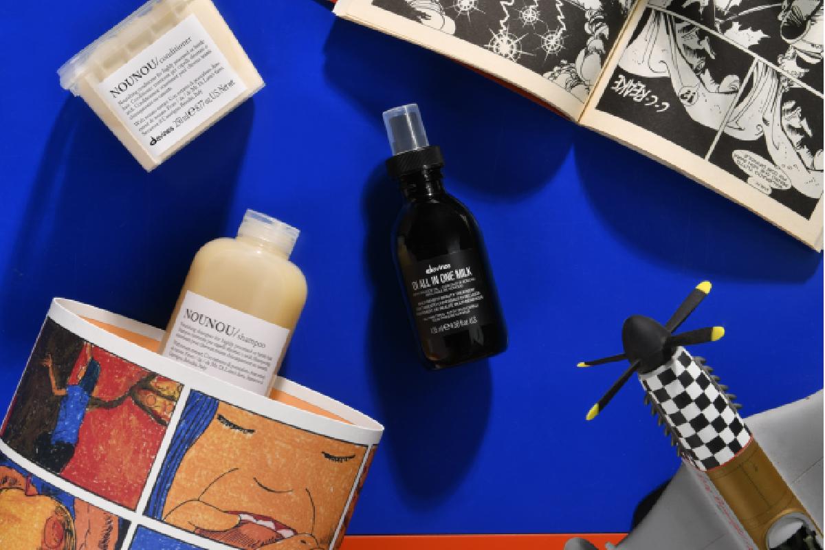 Подарочный набор средств для волос Davines