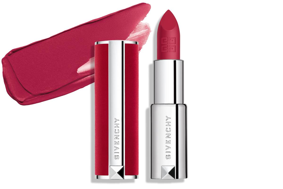 Помада Le Rouge Deep Velvet Givenchy