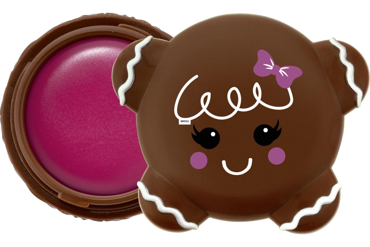Пряничный бальзам для губ gingerbread lipbalm x-mas wishes candy kisses Essence