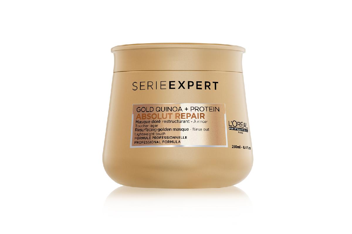 Маска Absolute Repair Gold Quinoa LÓreal Professionnel