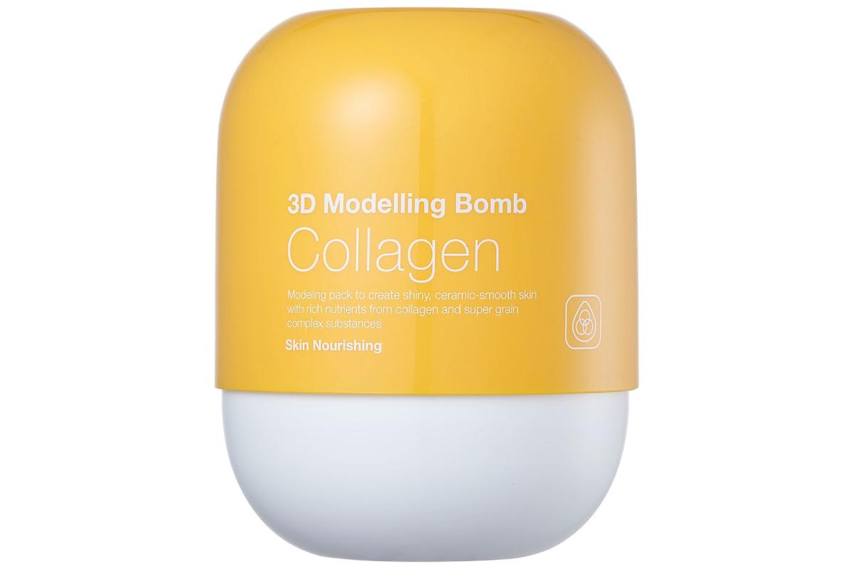 Маска 3D Modelling Bomb Collagen, Vprove