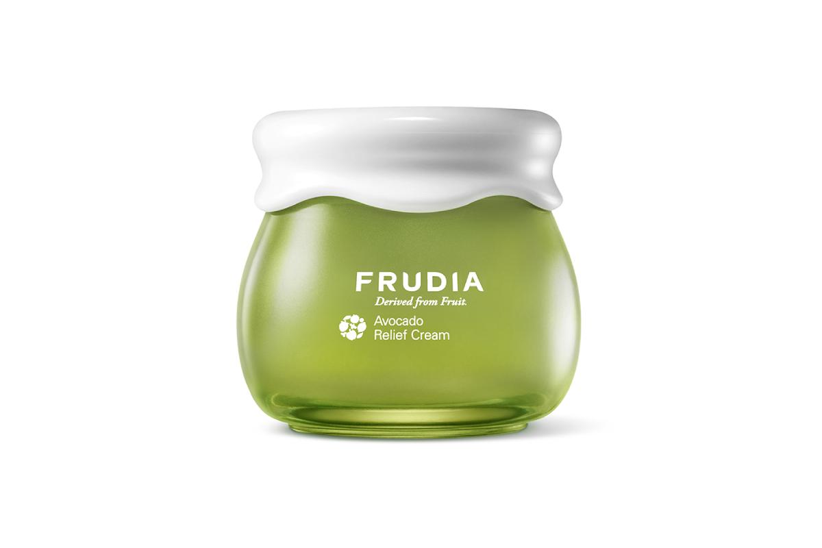 Крем с авокадо Avocado Relief Cream Frudia