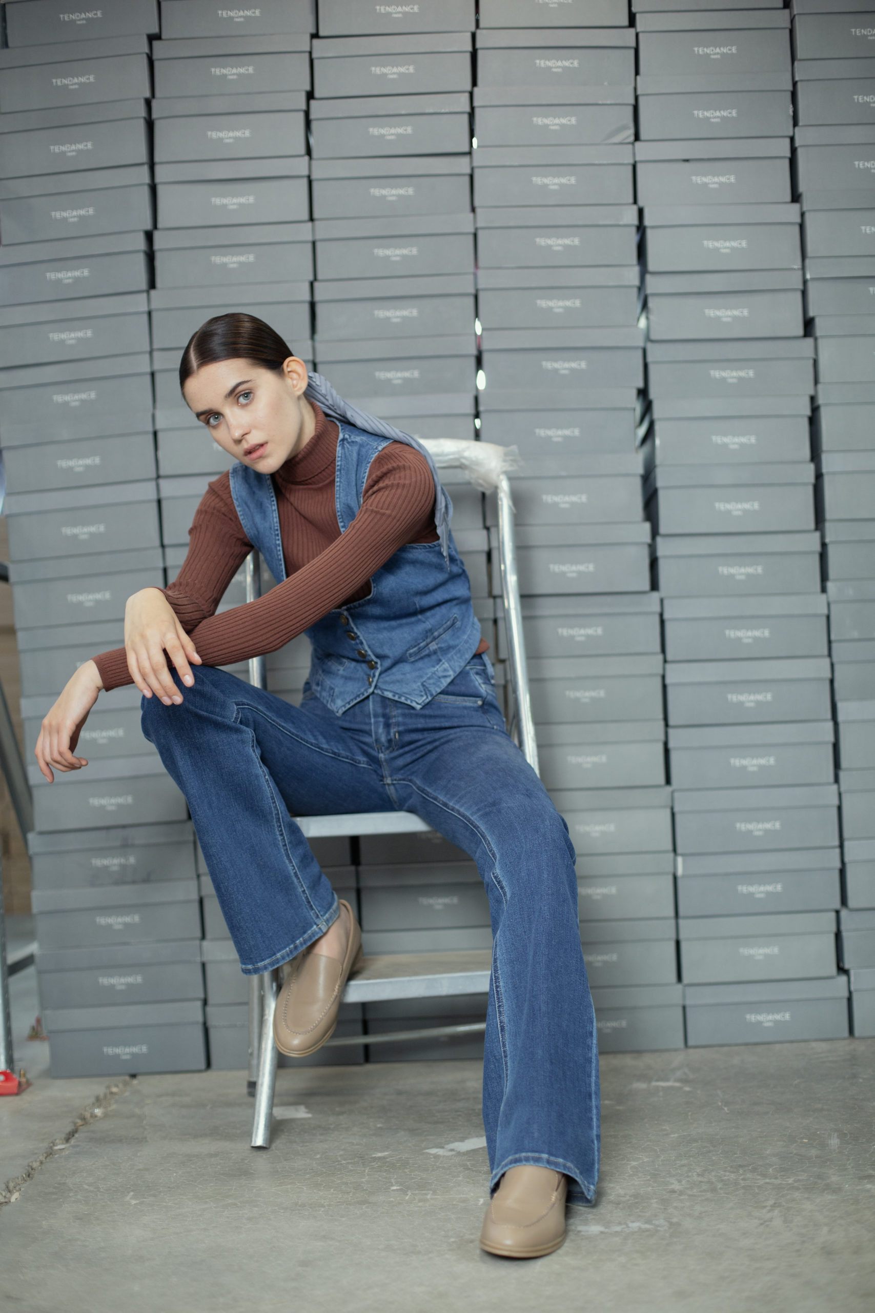 На российский рынок выходит новый бренд обуви Tendance