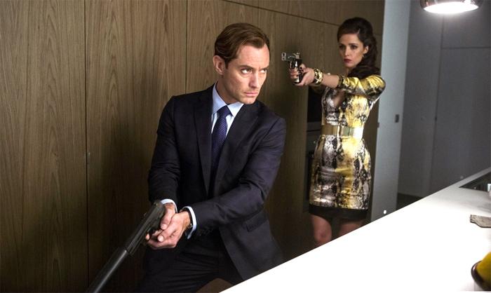Кадр из фильма «Шпион» (2015)
