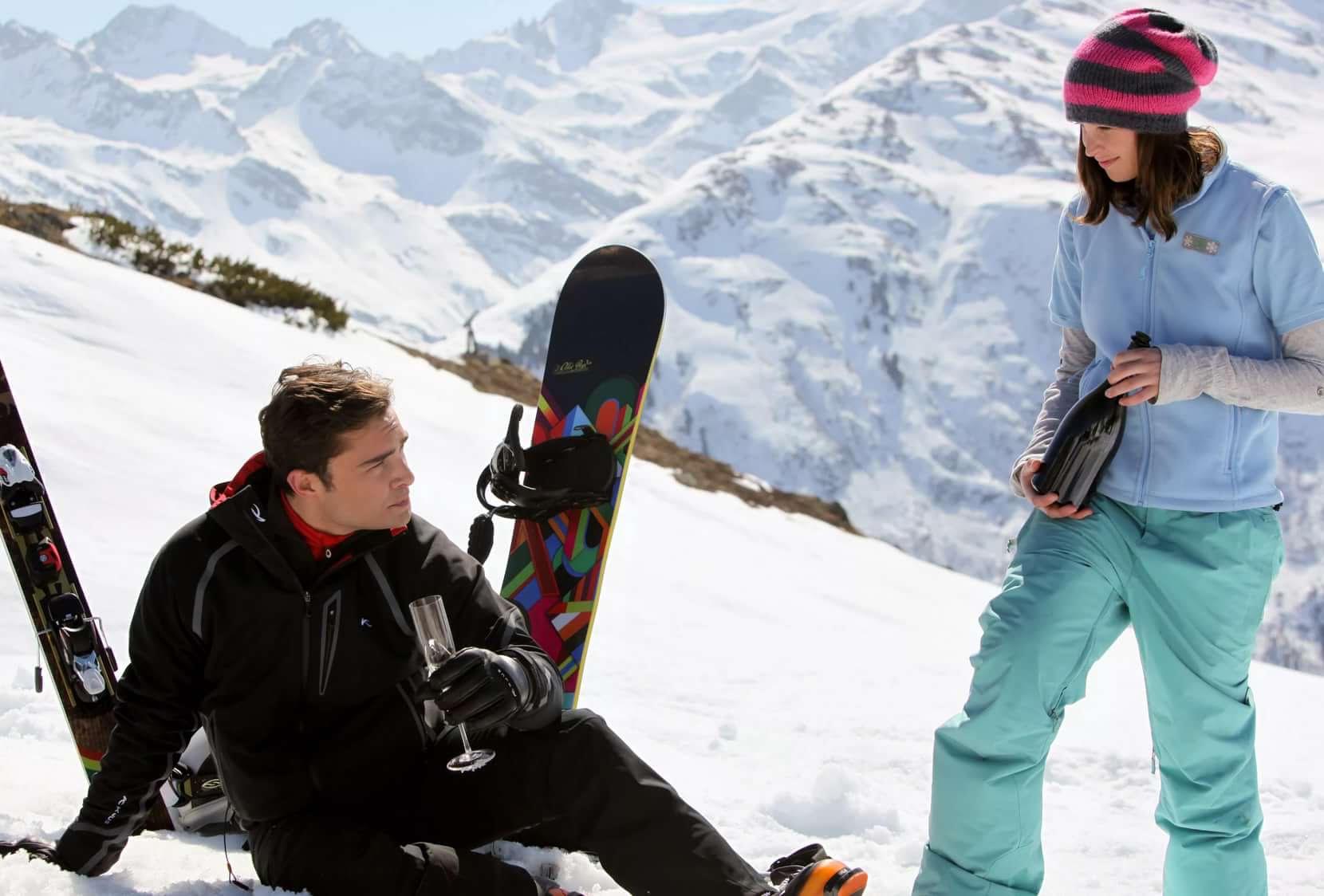 Бьюти-инструкция для занятий зимними видами спорта