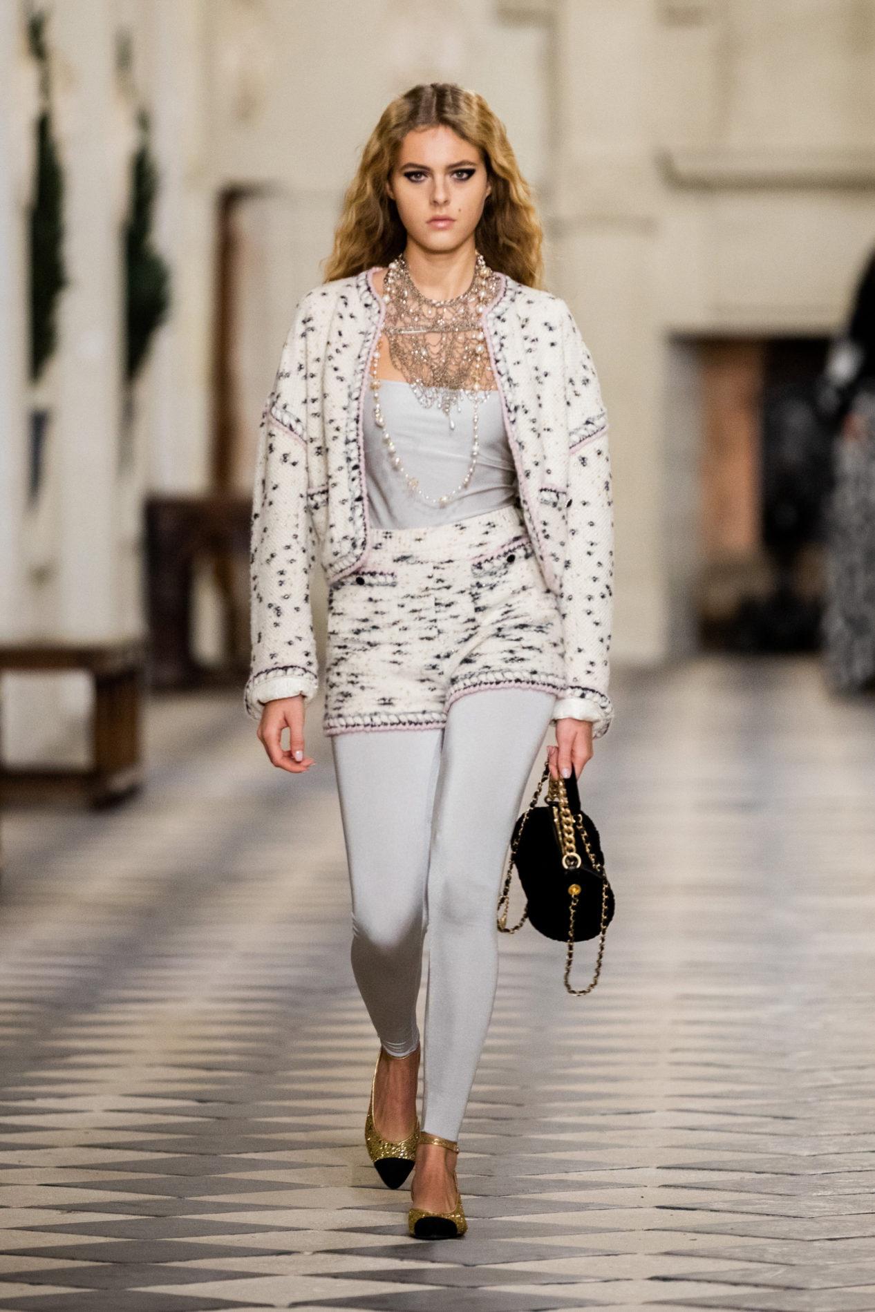 Новая коллекция Chanel осень-зима 2021