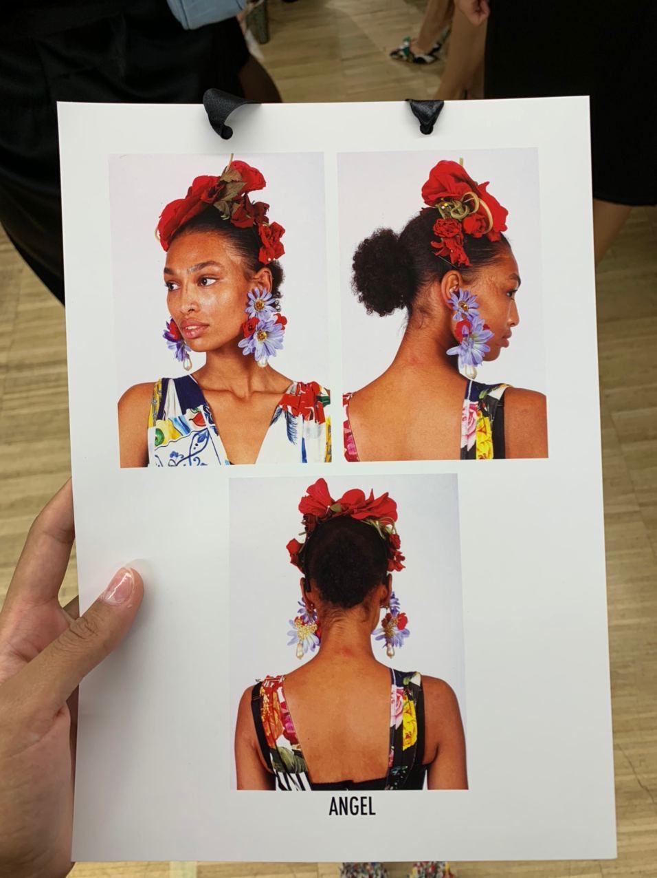 «Утверждают на шоу и платят незначительную сумму»: русская тиктокерша Анжела о том, как стала лицом Dolce & Gabbana