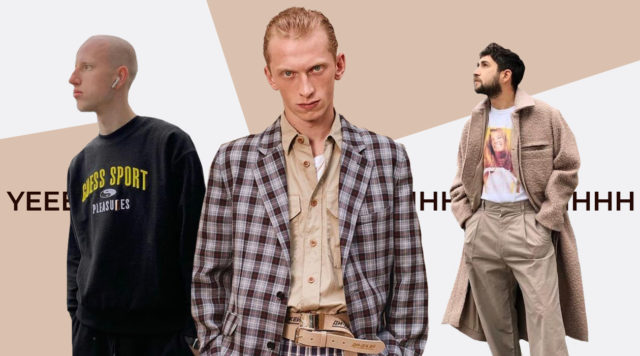 Про них пишет Hypebeast и Vogue: стильные парни московской тусовки