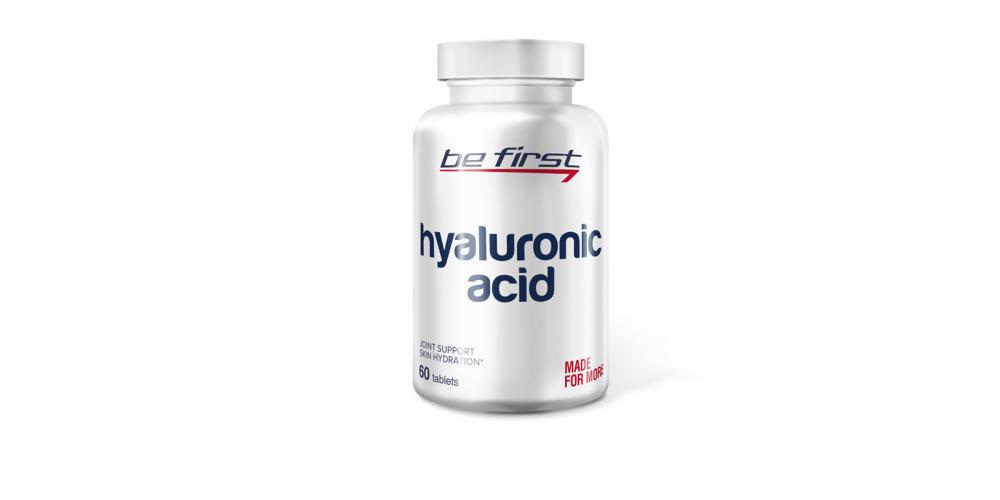 Hyaluronic Acid (гиалуроновая кислота) 60 таблеток