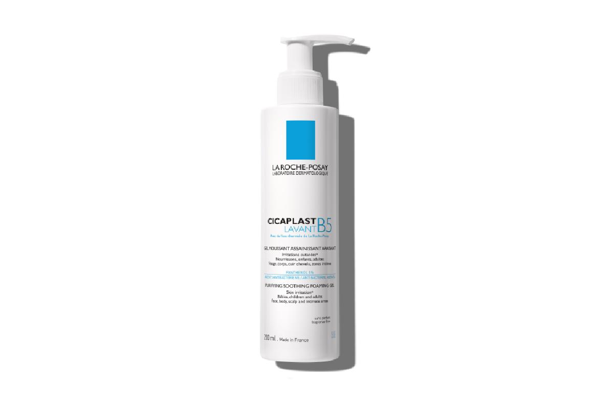 Успокаивающий очищающий гель Cicaplast Lavant B5 La Roche-Posay