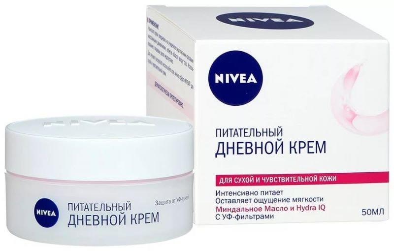 Дневной питательный крем Nivea