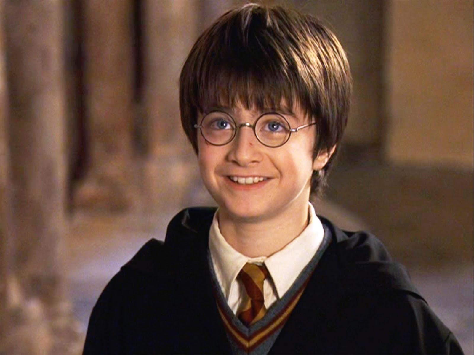 Кадр из «Гарри Поттера»