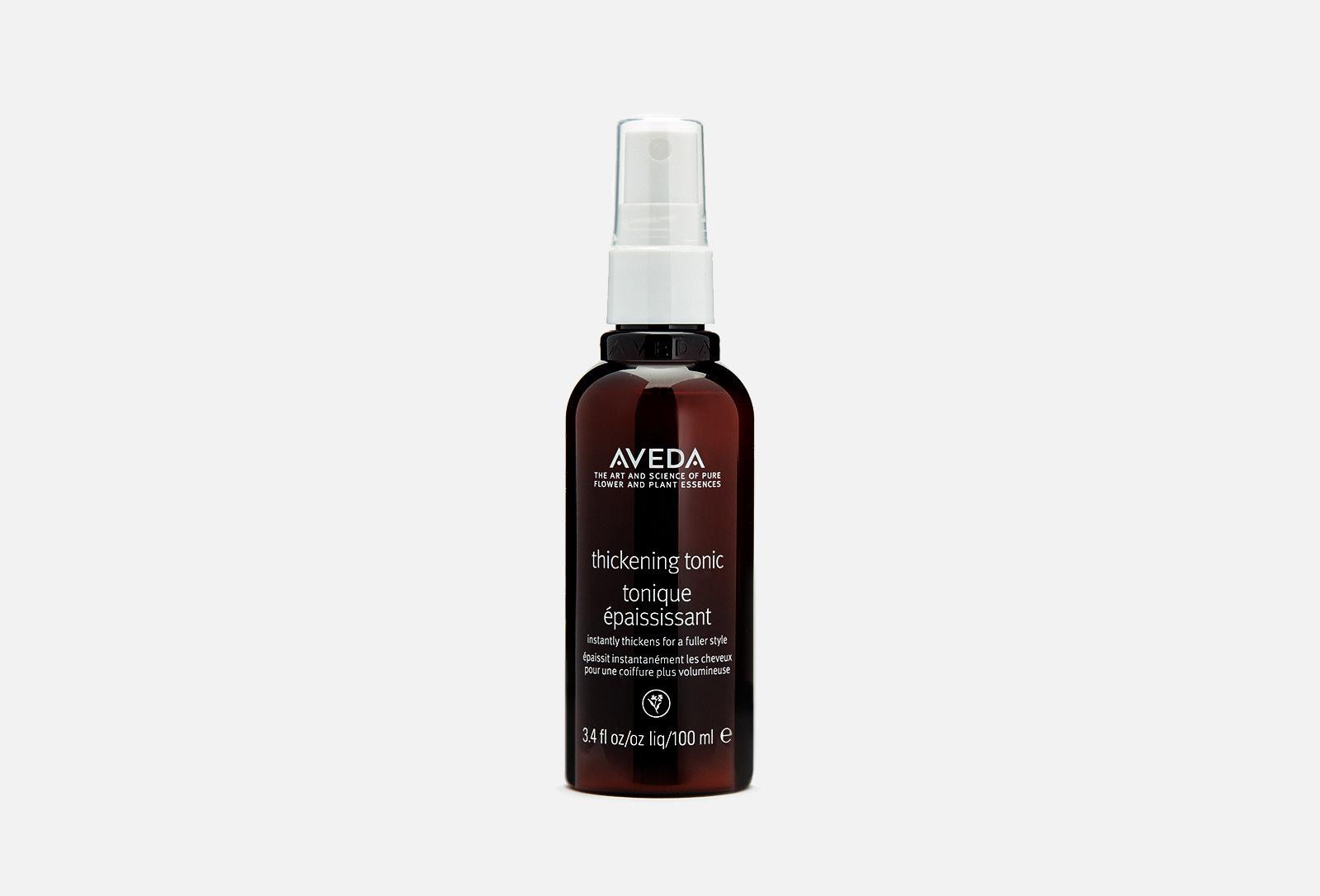 Уплотняющий тоник-спрей для волос Aveda Thickening tonic с термозащитой