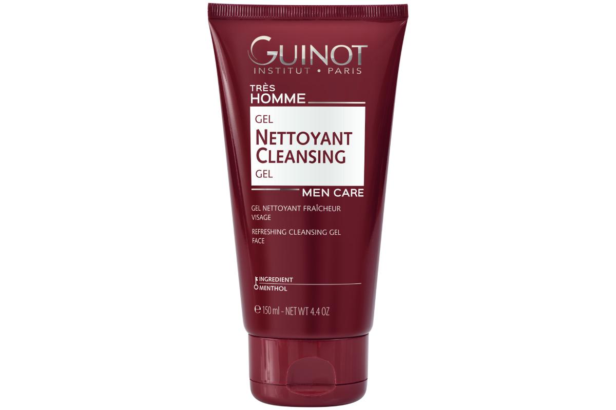 Гель для очищения кожи Gel Nettoyant Guinot