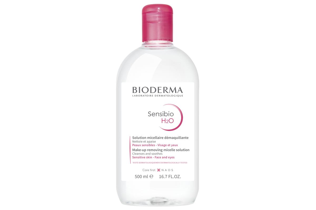Мицеллярная вода Bioderma Sensibio H2O