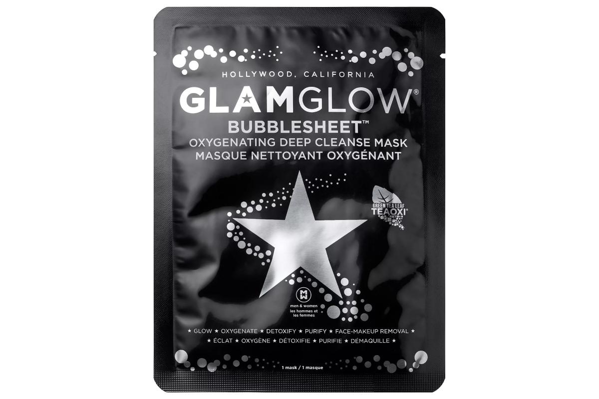 Маска для лица Glamglow Bubblesheet