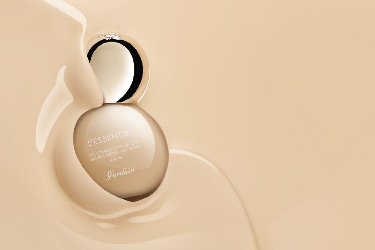 Матовый тональный крем L'Essentiel High Perfection Guerlain