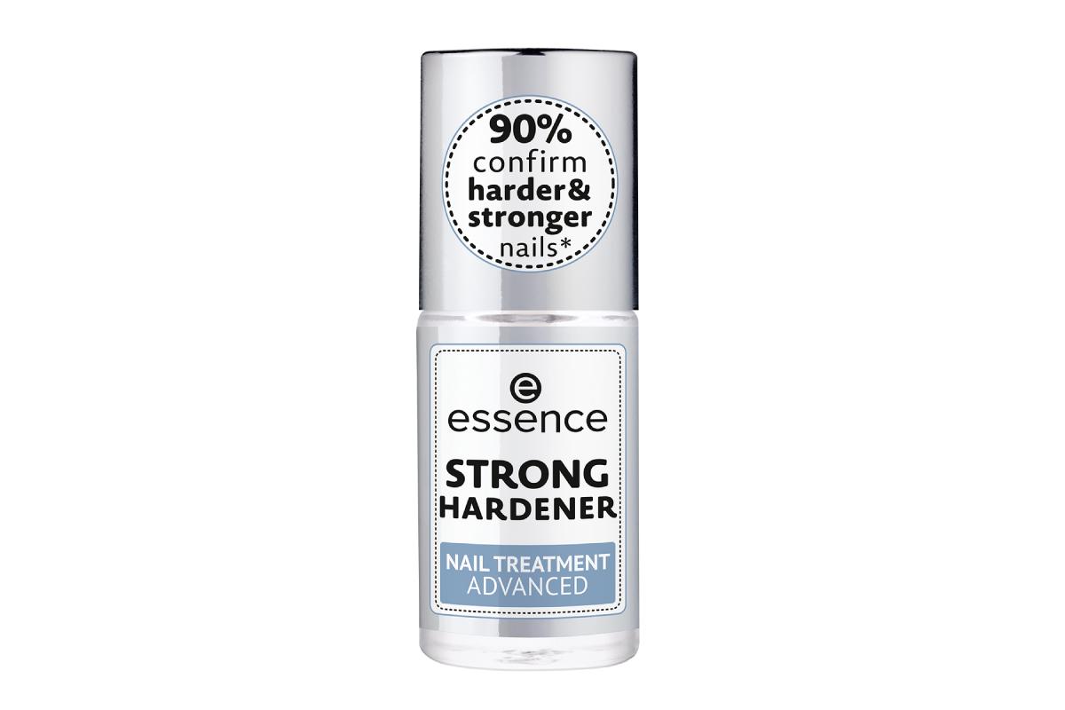 Укрепляющее ухаживающее покрытие для ногтей strong hardener nail treatment advanced essence
