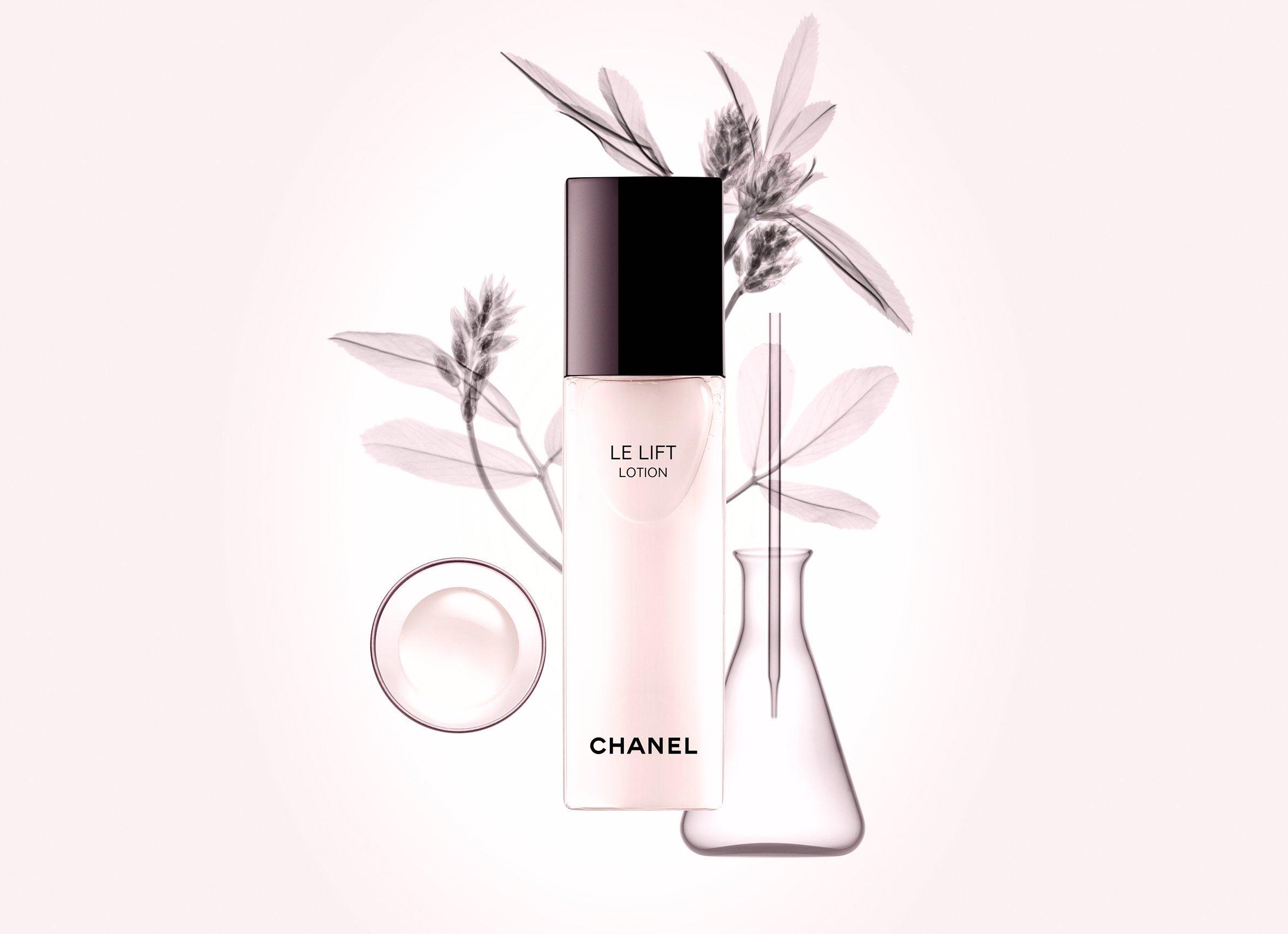Лосьон для разглаживания и повышения упругости кожи лица и шеи Chanel