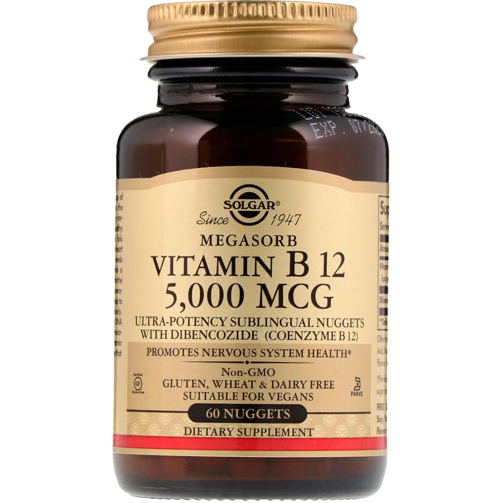 Витамин B12 Solgar